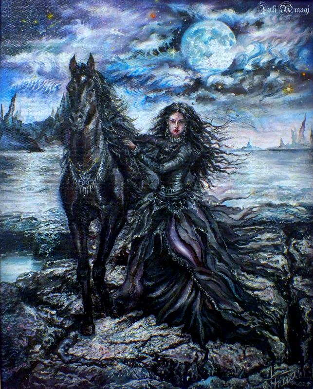 Юлия Амаги (Amagiras). Spirit