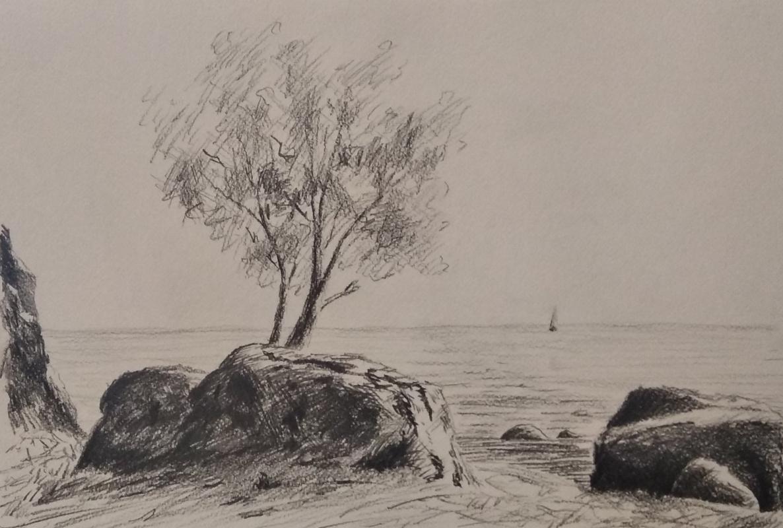 Sergei Nikolayevich Khodorenko-Zatonsky. Stones