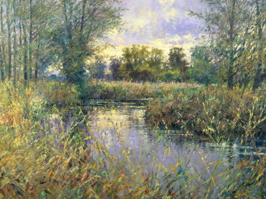 Чарльз Нил. Пейзаж