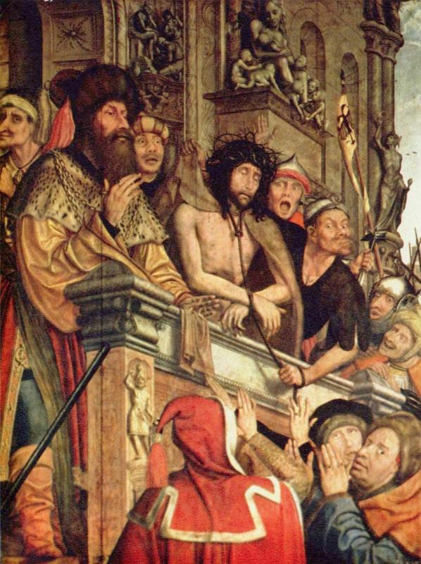 Квентин Массейс. Пилат показывает Христа народу
