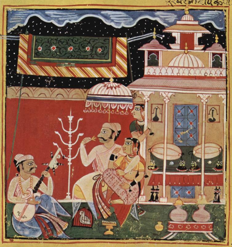 Shibden . Ragmala. Deepak-raga