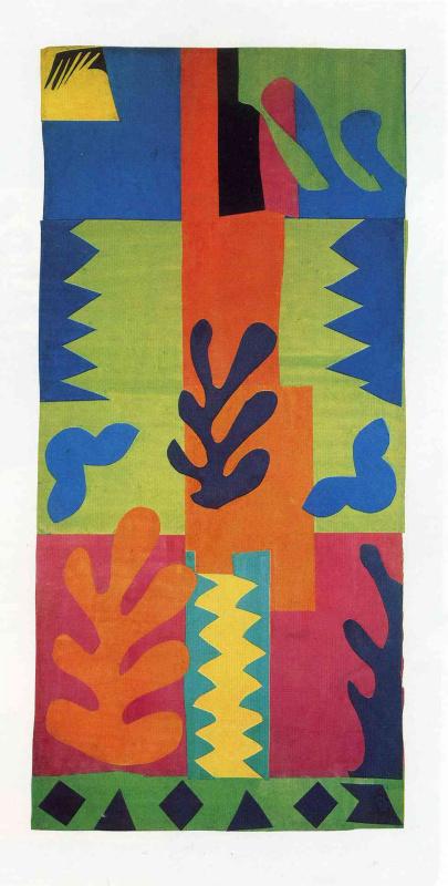 Henri Matisse. Application