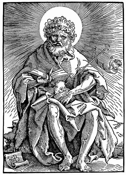 Ханс Бальдунг. Святой Иоанн Креститель