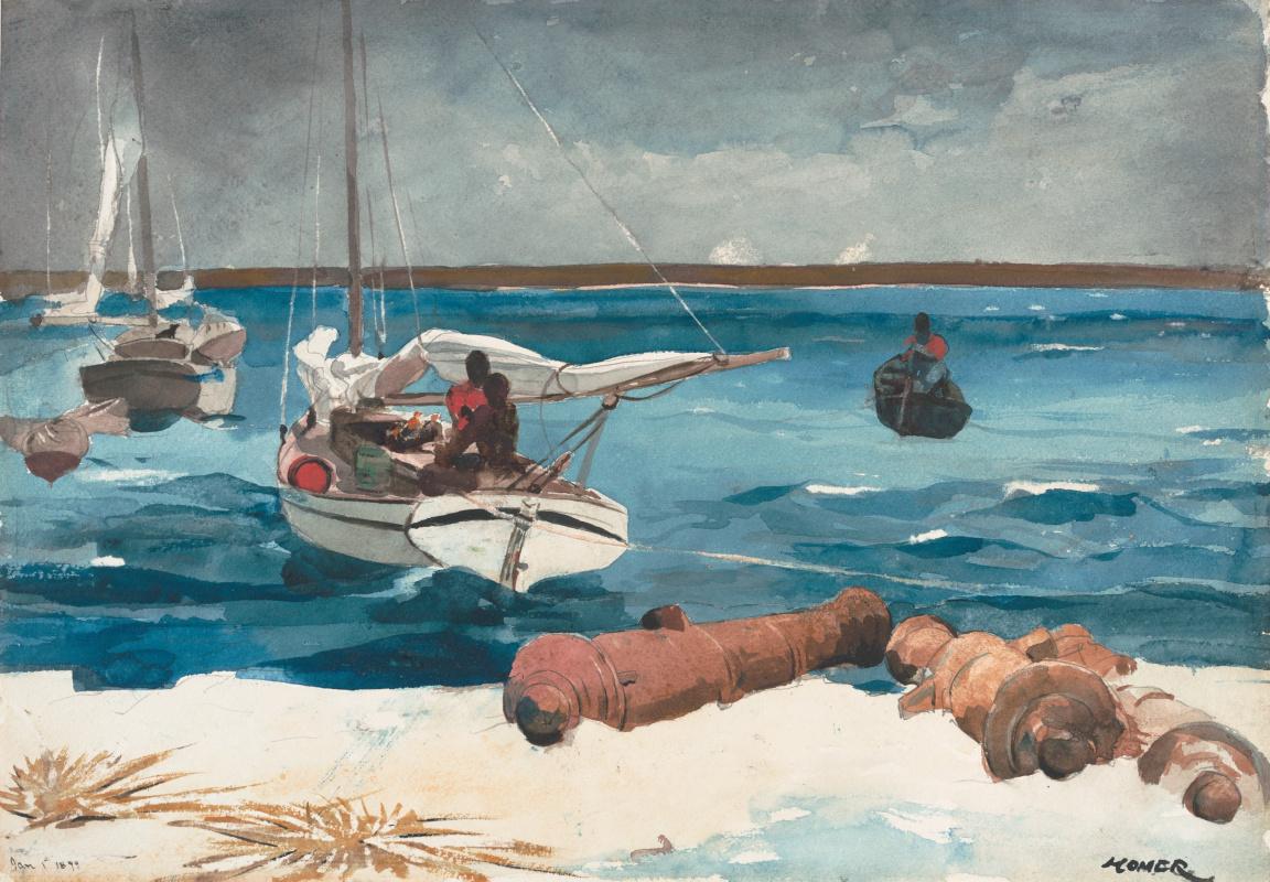 Winslow Homer. Nassau