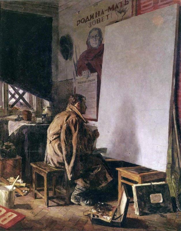 Гелий Михайлович Коржев. В дни войны