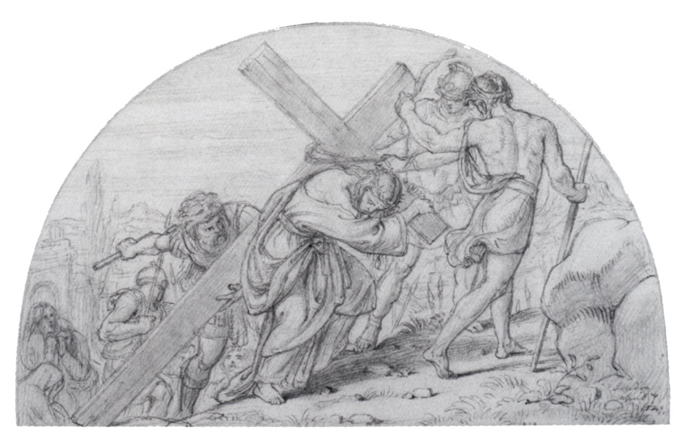 Joseph Noel Paton. Your cross