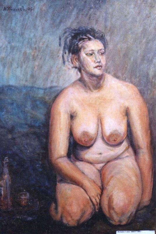 Александр Пыльнев. Женщина и вино
