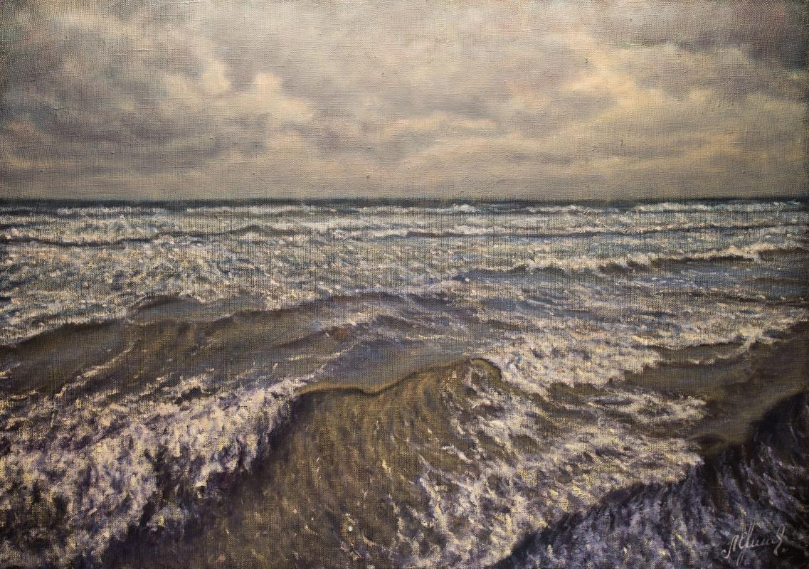 Valery Levchenko. No. 449 Seascape