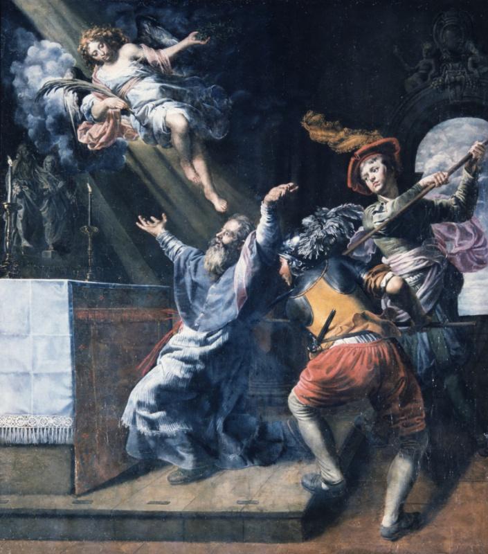 Мученичество святого Ламберта