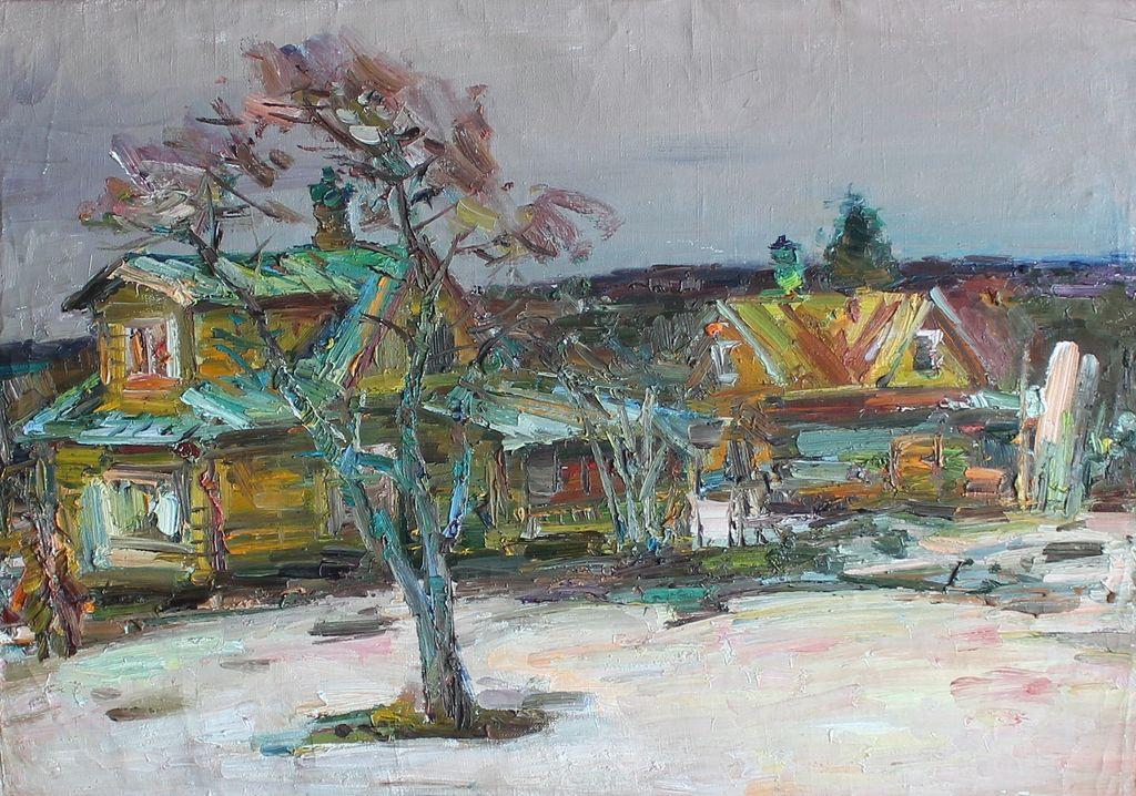 Anatoly Semyonovich Kuznetsov. My house