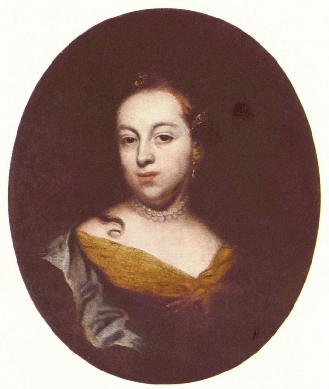 Рейнер Вацлав Вавринек. Портрет жены художника Анны Вероники