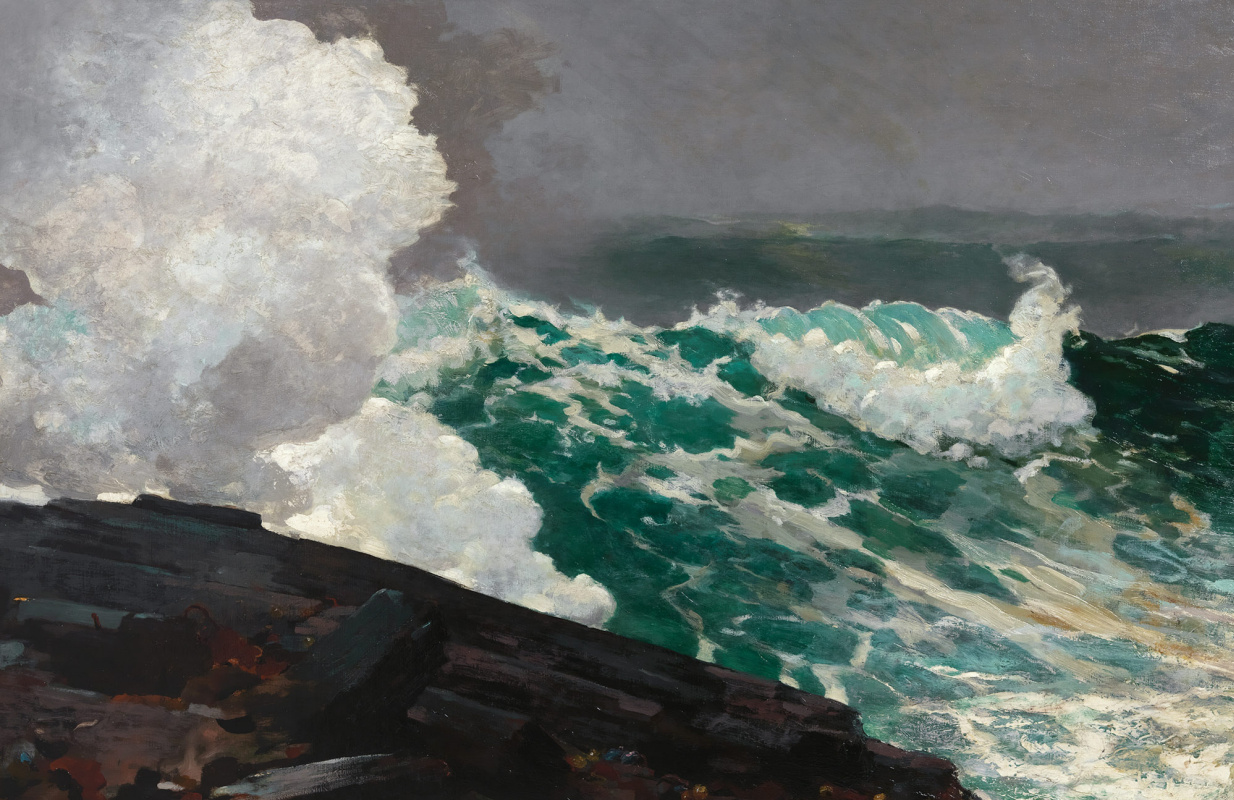 Winslow Homer. Nord-OST