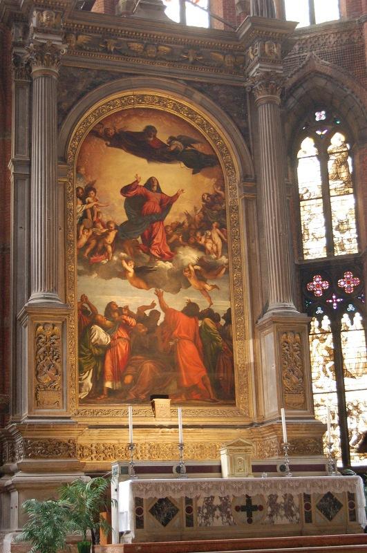 Assunta: Assumption Of The Virgin Mary. Snippet: the apostles
