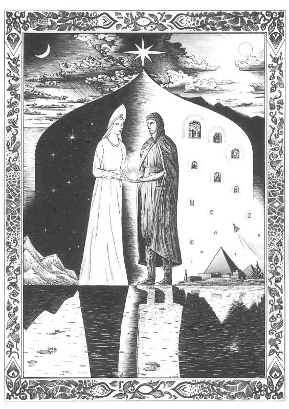 Илья Геннадьевич Борисов. Огонёк