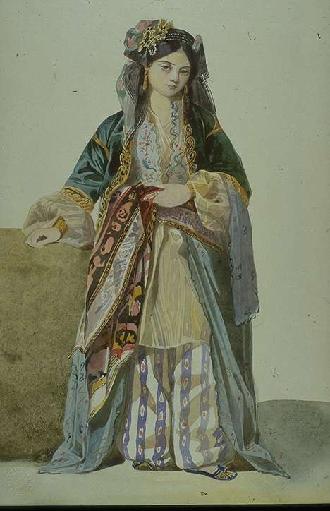Турецкая девушка