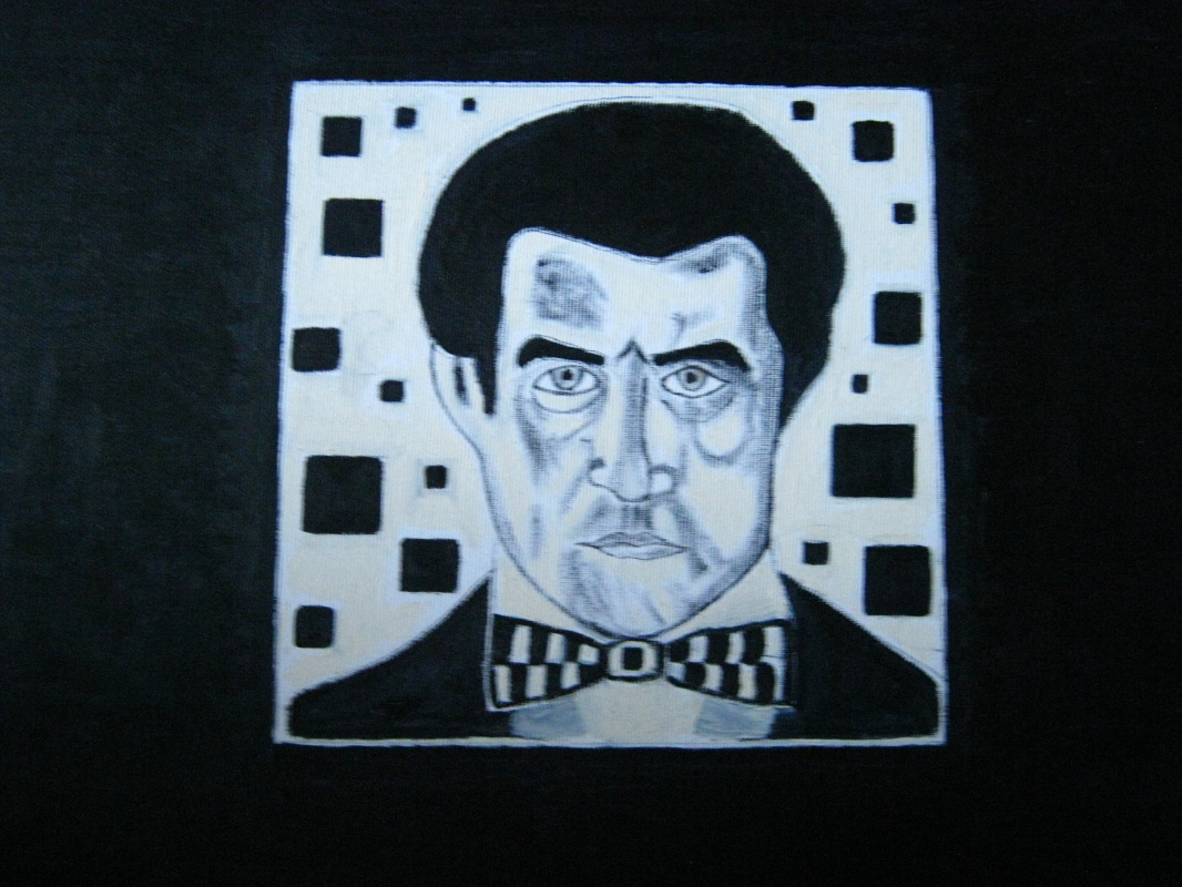 "Alexey Grishankov (Alegri). ""Squares squared"""