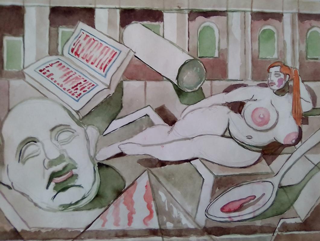 Вячеслав Коренев. A mess