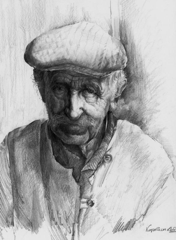 Василий Анатольевич Коркишко. Старость