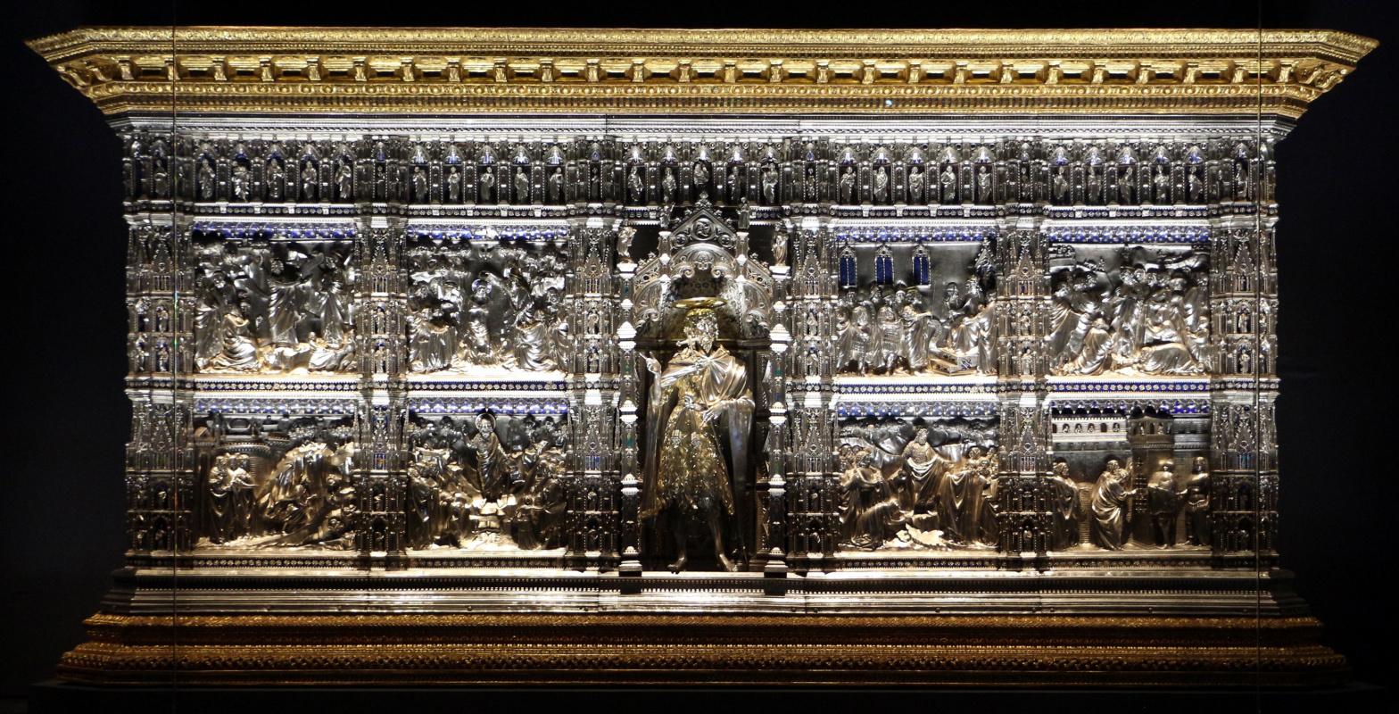 Altar of St. John the Baptist. The Beheading of John the Baptist