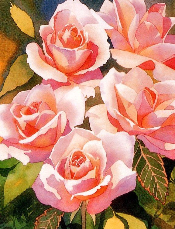 Кимберли Монтгомери. Розы