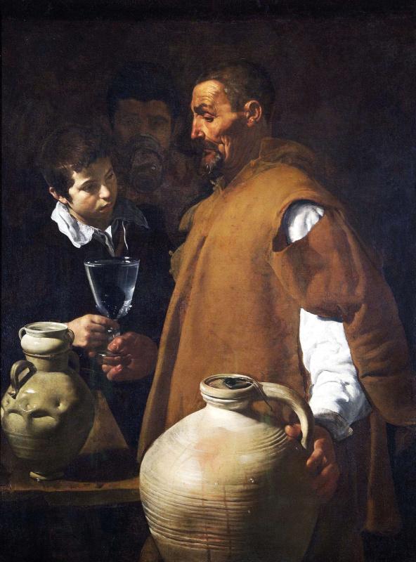 Диего Веласкес. Севильский водонос