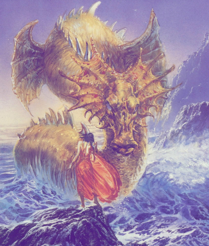 Дуглас Бикман. Буйное море