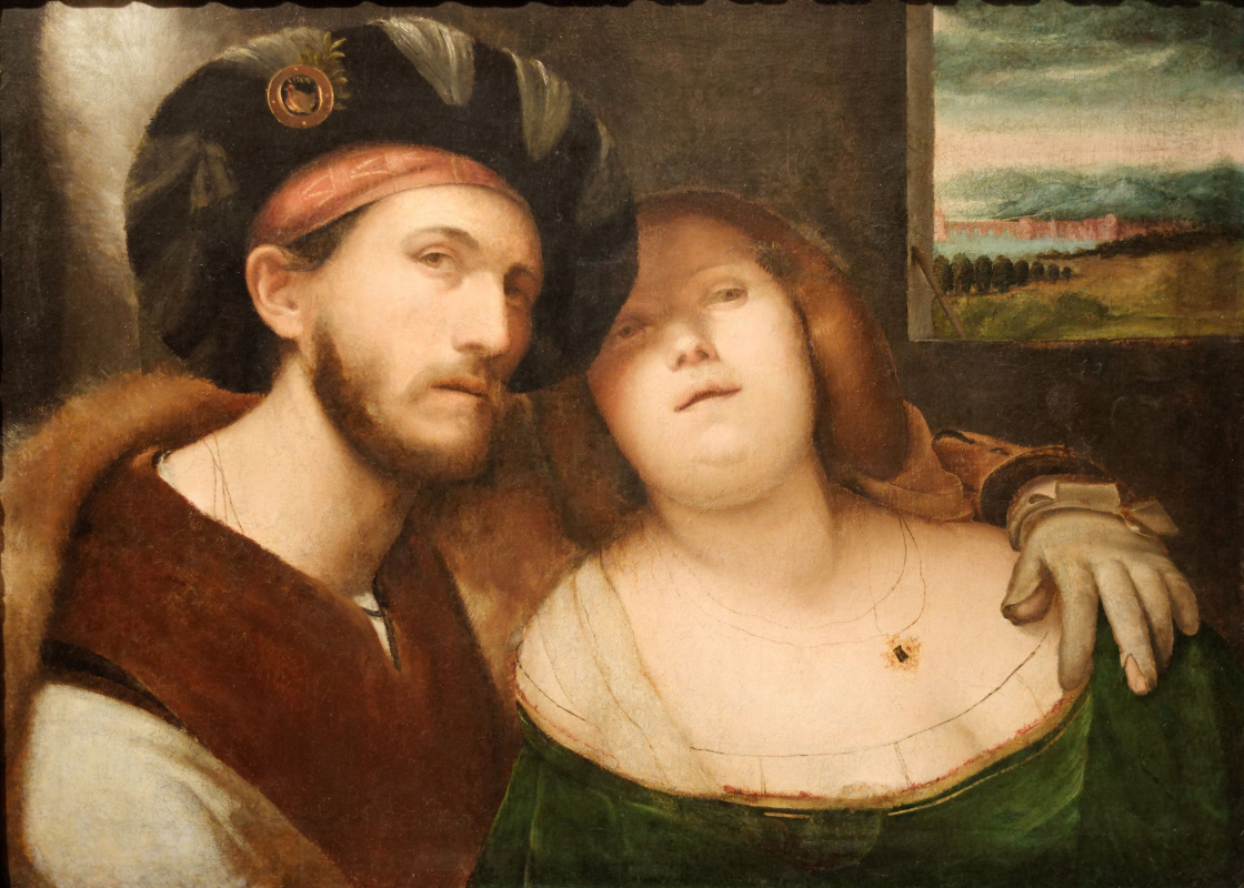 Image result for lovers in renaissance painting