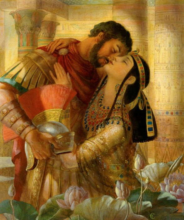 an examination of the effects of the presence of celopatra Essays and criticism on william shakespeare's antony and cleopatra - antony and cleopatra examination of the ways just as rhetorical effects.