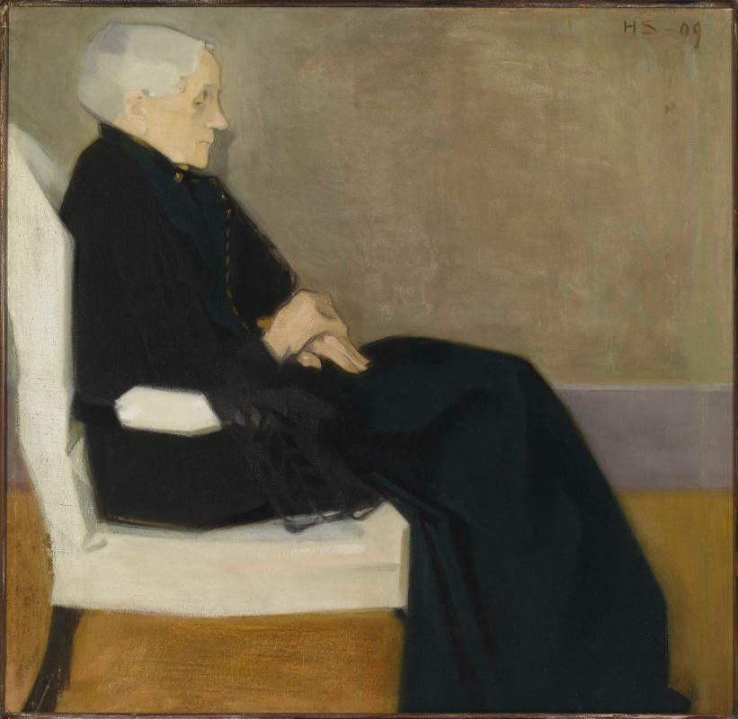 «Моя мама» (1909)