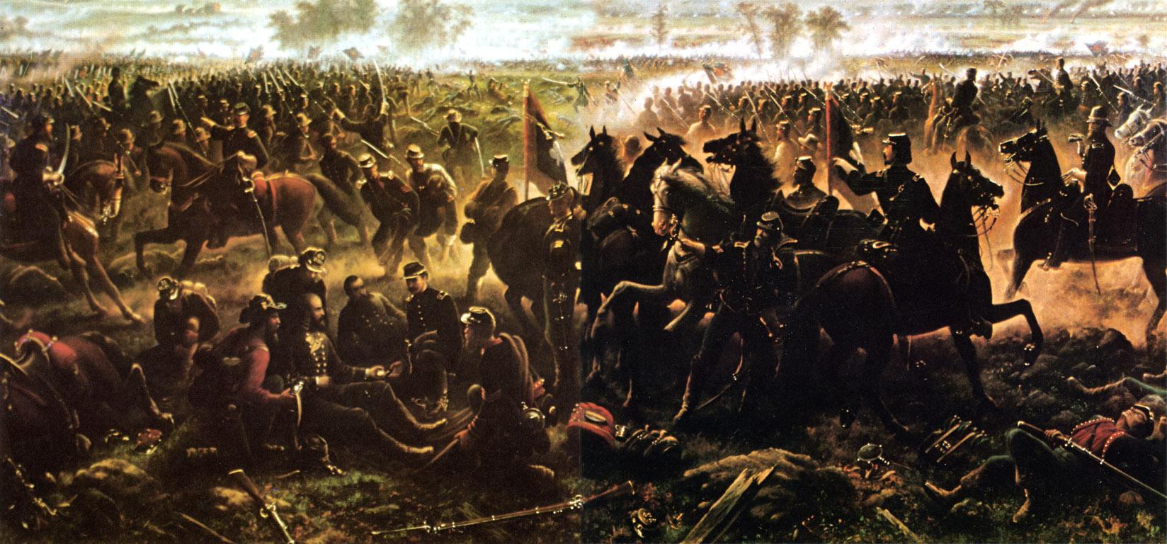 Картинки по запросу битва при геттисберге. фото