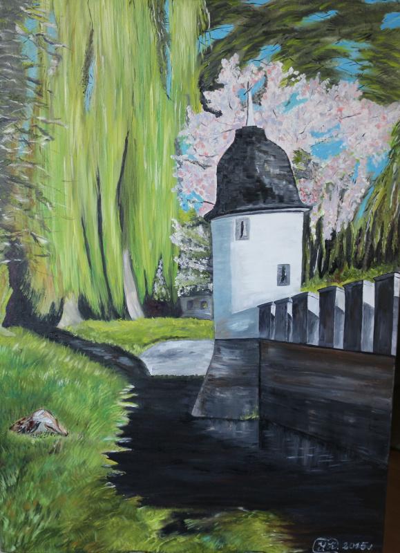 Яна Котт. Крепостная Башня
