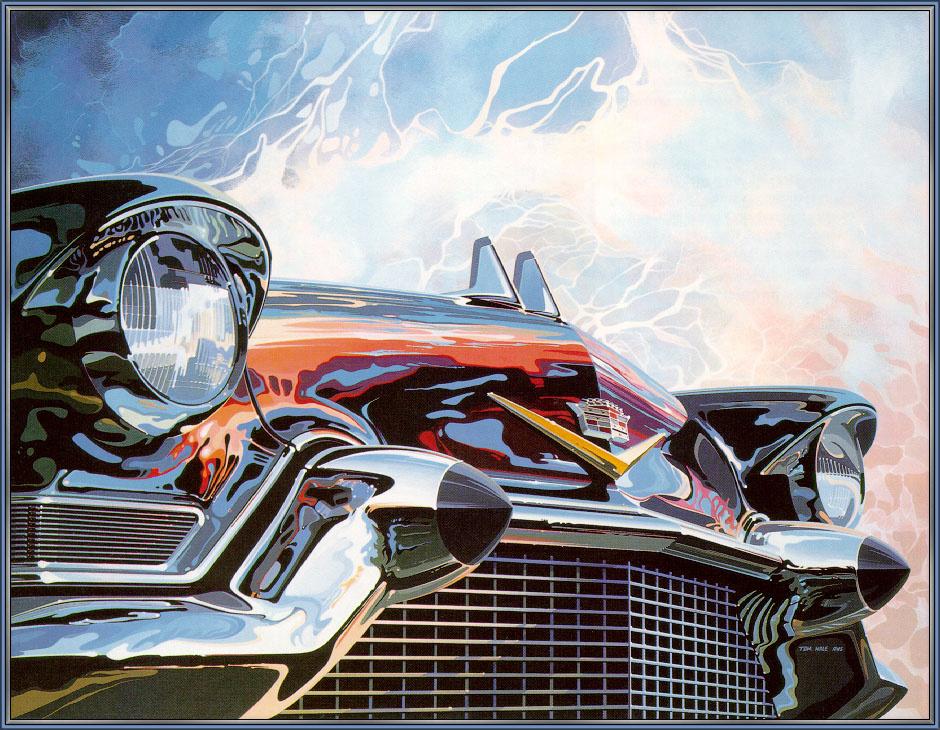 Tom Hale. Cadillac