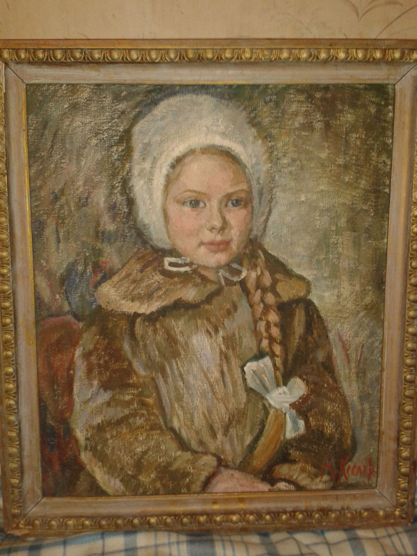 Маргарита Леонидовна Кеслер. Ирочка