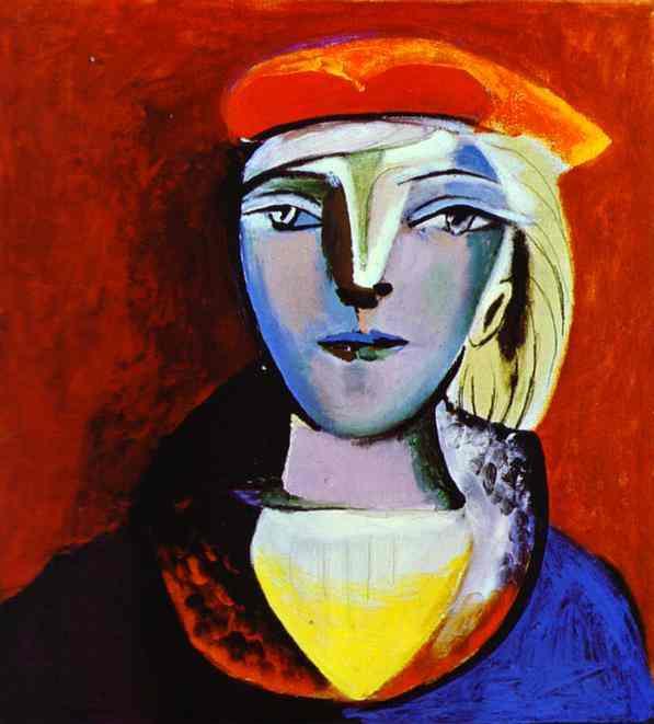 Пабло Пикассо. Мари-Терез Вальтер
