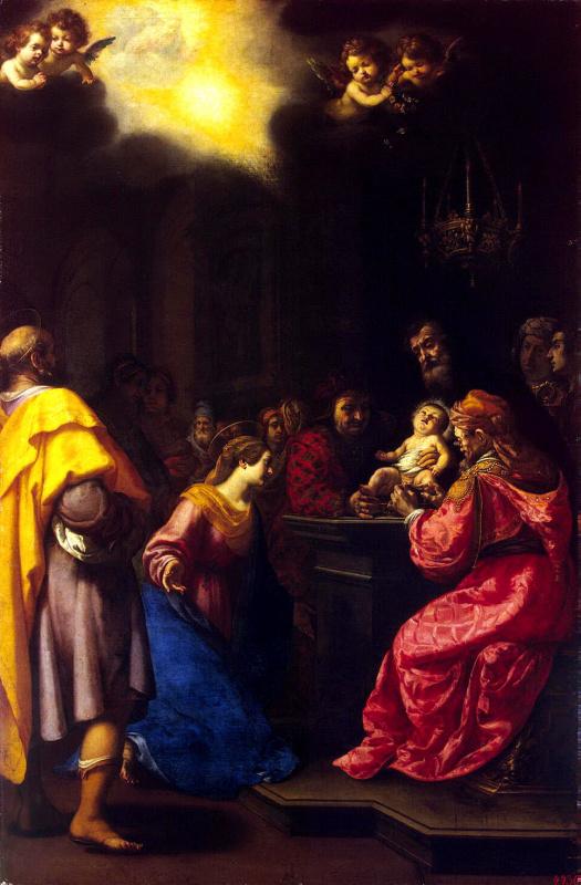 Лодовико Карди Чиголи. Обрезание Христа
