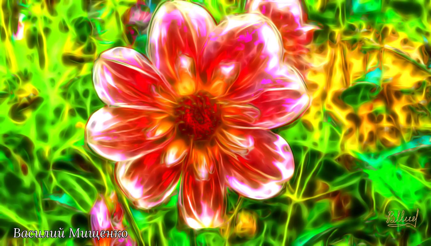 Vasiliy Mishchenko. Flowers 052