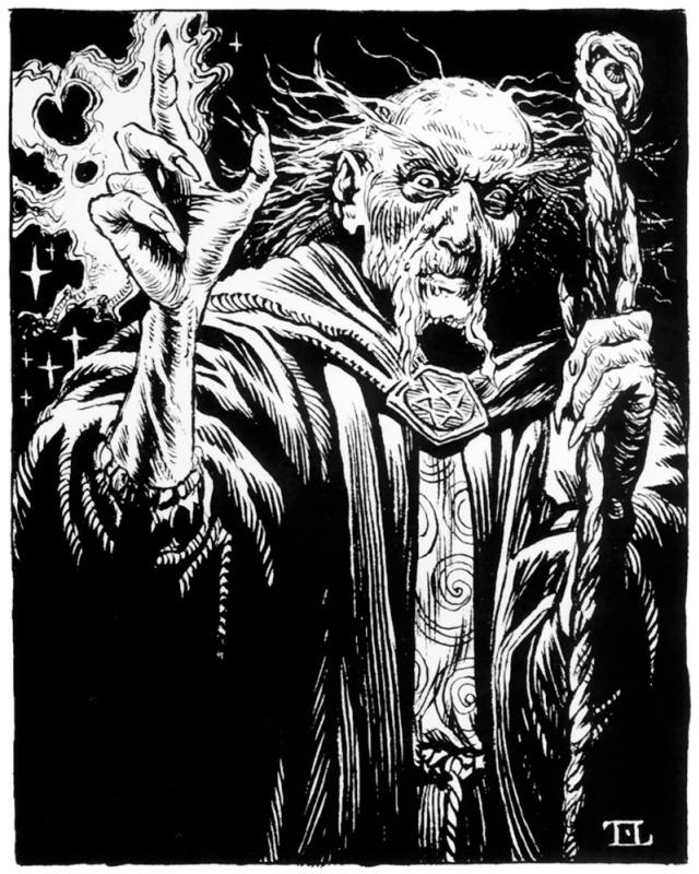 Тодд Локвуд. Ведьмак