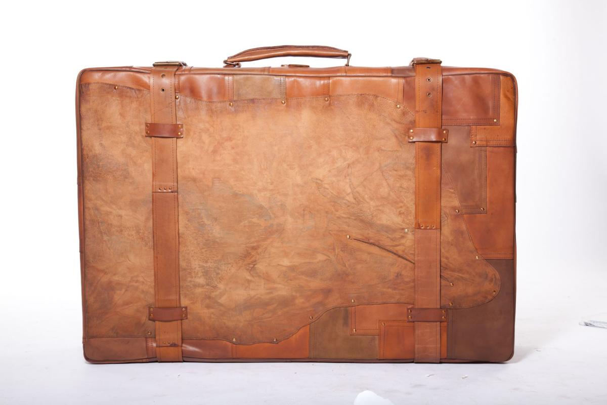 Irina Diomina. Suitcase