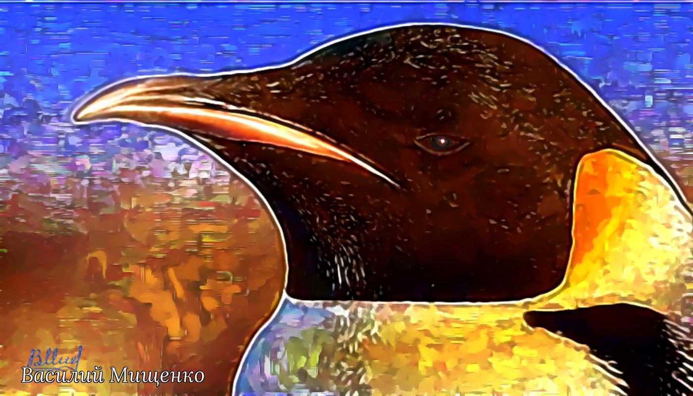 Vasiliy Mishchenko. Birds 026