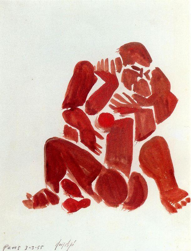 Manuel Ruiz Pipo. Embrace