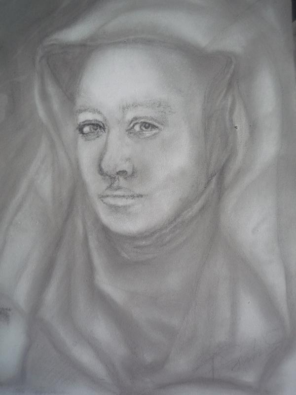 Татьяна Сухарева. Монахиня