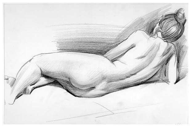 Sergey Alekseevich Makarov. Sketch