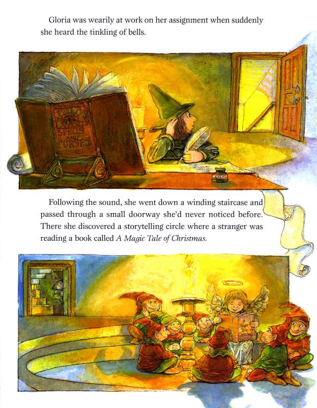 Стивен Келлог. Рождественская ведьма 14
