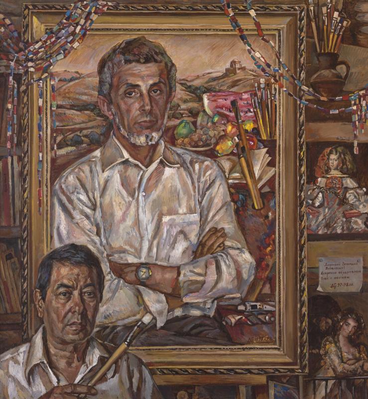 Дурды Байрамович Байрамов. Портрет первого учителя