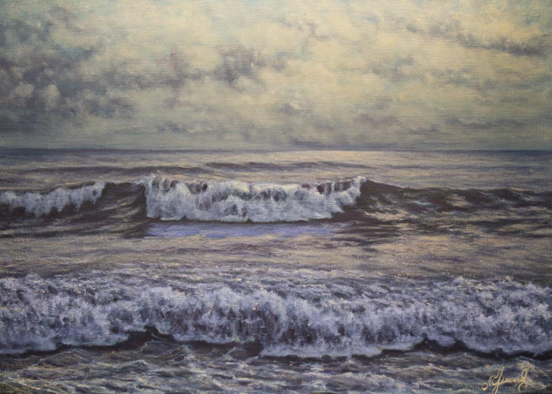 Valery Levchenko. No. 471 Seascape.