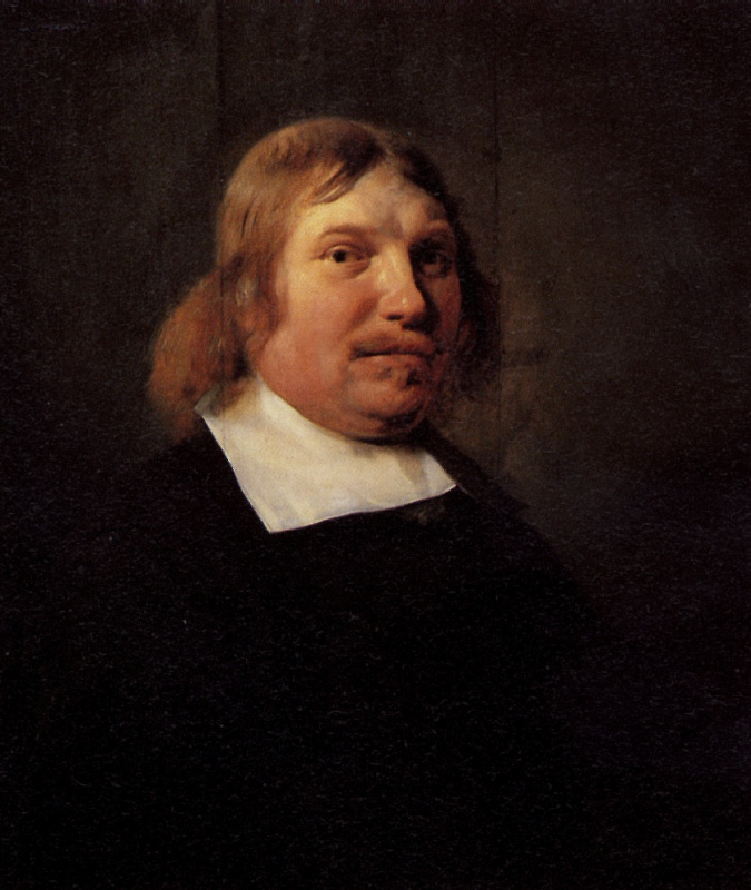 Jan de Bry. Portrait of a man