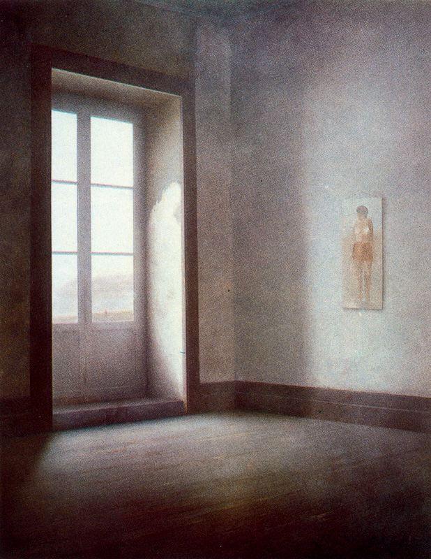 Дарио Урзай. Комната