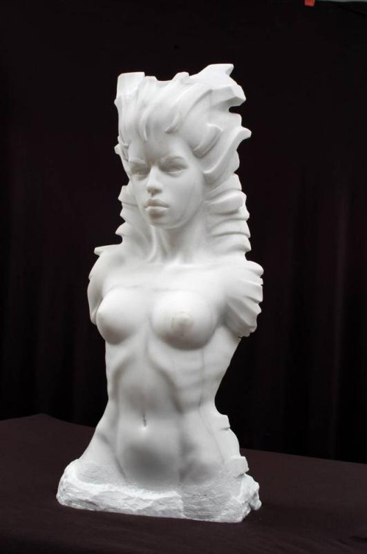 Филипп Фаро. Портретная скульптура 30
