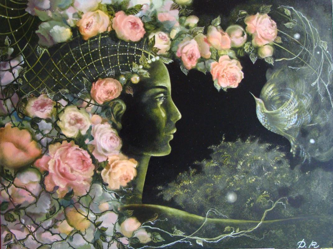 Ruzana Mukhamedovna Datsirkhoeva. Birdies