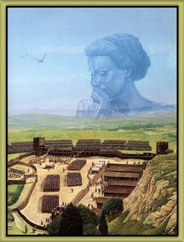 Джей Сиббикк. Мифология Рима